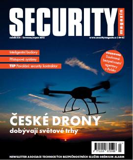 okładka security magazyn